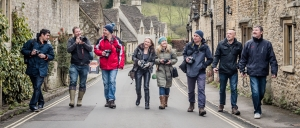 Cotswold Photography tuition in Castle Combe with Cotswold Photo Walks
